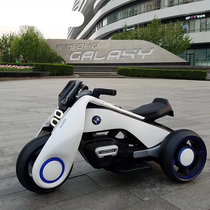 Children's Electric Motorcycle