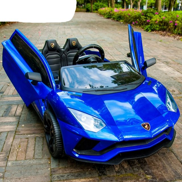 Children's Electric Car With Remote Control